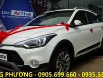 Bán ô tô Hyundai i20 Active 2017 đà nẵng , màu trắng, nhập khẩu chính hãng