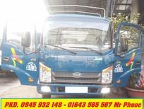 Xe tải VEAM VT252-1 2T4 thùng dài 4m1 chạy trong thành phố, xe tải VEAM VT252-1 2.4 tấn máy Hyundai