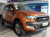 Cần bán Ford Ranger Wildtrak, số tự động 2017 tại thị xã An Khê, Gia Lai