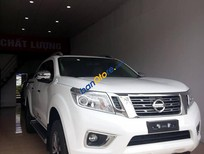 Bán xe Nissan Navara VL 4WD 2017, màu trắng, nhập khẩu. Hỗ trợ trả góp