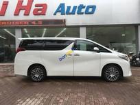 Cần bán xe Toyota Alphard năm 2016, màu trắng, xe nhập