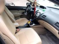 Bán xe cũ Honda Civic 1.8MT đời 2010, màu đen