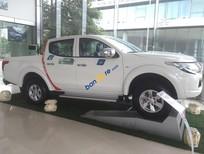 Cần bán Mitsubishi Triton 4x2 MT sản xuất 2016, màu trắng, nhập khẩu nguyên chiếc, 569tr