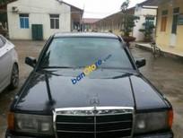 Cần bán xe Mercedes 190E đời 1990, màu đen, nhập khẩu nguyên chiếc