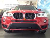 Cần bán BMW X3 20i xDrive LCi sản xuất năm 2016, màu đỏ, xe nhập
