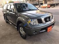 Cần bán lại xe Nissan Navara LE đời 2013, màu xám, nhập khẩu số sàn giá cạnh tranh