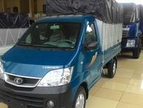 Cần bán xe Thaco Towner 990 đời 2017, màu xanh lam, tải trọng 990kg