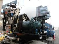 Khả năng bám đường cao, chuyên xi téc chở xăng dầu TONGYA 3 trục 40 khối