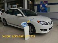 Bán Hyundai Avante sản xuất 2016, màu trắng, nhập khẩu nguyên chiếc, 517tr