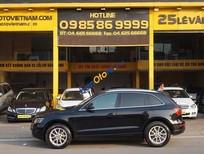 Bán Audi Q5 2.0T Quattro Premium sản xuất 2011, màu đen, xe nhập
