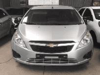 Cần bán xe Chevrolet Spark Van đời 2014, màu bạc, nhập khẩu chính hãng