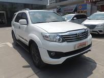 Bán Toyota Fortuner V đời 2014, màu trắng, chính chủ