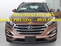Bán ô tô Hyundai Tucson đời 2017 Đà Nẵng, màu nâu, nhập khẩu, LH: Trọng Phương - 0935.536.365
