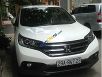 Bán Honda CR V 2.0 sản xuất 2013, màu trắng chính chủ