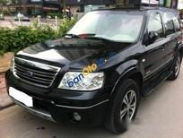 Cần bán Ford Escape năm sản xuất 2005, màu đen số tự động, giá tốt
