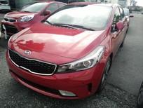 Cần bán Kia Cerato 2.0 AT 2017, màu đỏ