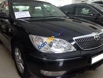 Hiền Toyota bán xe Toyota Camry 2.4G đời 2006, màu đen