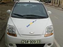 Bán Chevrolet Spark năm sản xuất 2008, màu trắng