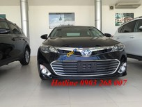 Cần bán xe Toyota Avalon Hybrid Limited đời 2016, màu đen, xe nhập