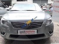 Hiền Toyota bán Toyota Camry 2.4 G đời 2012, màu bạc