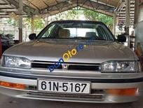 Bán Honda Accord MT sản xuất 1991, màu xám, giá chỉ 119 triệu