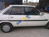 Cần bán gấp Toyota Corolla MT năm 1986, màu trắng