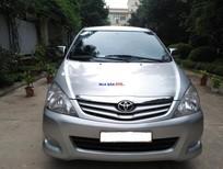 Chính chủ bán xe Toyota Innova G đời 2010, màu bạc