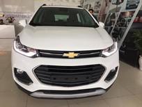 Bán Chevrolet Trax 1.4 AT 2017, màu trắng, xe nhập