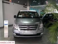Hyundai Starex 9 chỗ máy xăng nhập khẩu tại Hyundai Ngọc An