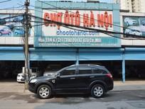 Cần bán xe Chevrolet Captiva 2009, màu đen, giá 464trđ