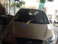 Bán Hyundai Getz màu vàng cát, đời 2009, nhập khẩu