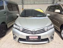 Bán Toyota Corolla Altis 2015, màu bạc