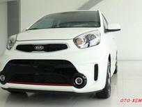 Bán xe Kia Morning SI AT đời 2016, màu trắng