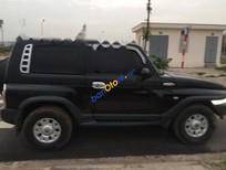 Cần bán gấp Ssangyong Korando TX5 đời 2005, màu đen, xe nhập