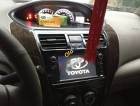 Xe Toyota Vios 1.5E đời 2010, màu đen số sàn, 345 triệu