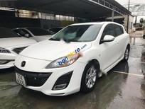 Cần bán lại xe Mazda 3 1.6AT đời 2010, màu trắng, nhập khẩu nguyên chiếc chính chủ