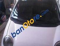 Bán Daewoo Matiz MT đời 2008, màu trắng số sàn