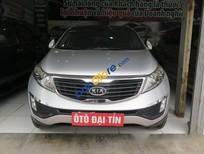 Auto Đại Tín bán Kia Sportage 2.0 AT sản xuất 2011, màu bạc