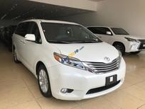 Bán xe Toyota Sienna limited model2017 màu trắng bản đủ hết đồ, xe giao ngay và giấy tờ
