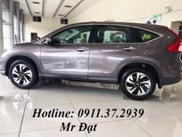 Đại lý bán Honda CRV 2016 2017 tại Quảng Bình, giá tốt, ưu đãi lên đến 80 triệu. LH ngay 0911.37.2939