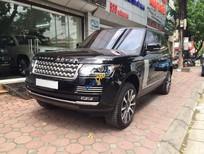 Bán Range Rover Autobiography LWB đời 2015, màu đen, xe đã qua sử dụng, biển Hà Nội