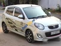 Chính chủ bán xe Kia Morning MT đời 2010, màu bạc