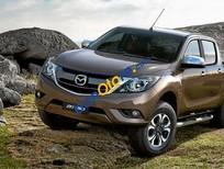 Cần bán xe Mazda BT 50 2.2MT 4WD đời 2017, màu nâu, nhập khẩu, hỗ trợ trả góp tới 80%, liên hệ: 0933 405 659