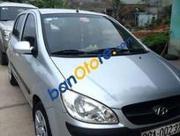 Bán xe cũ Hyundai Getz đời 2010, màu bạc số sàn