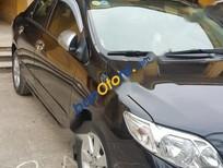 Bán Toyota Corolla Altis 1.8G 2009, màu đen số tự động, giá chỉ 580 triệu
