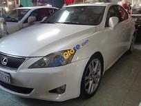 Bán Lexus IS 250 đời 2007, màu trắng, nhập khẩu