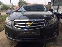 Bán ô tô Daewoo Lacetti MT đời 2010, màu đen, sử dụng số sàn, đã đi 40000 km