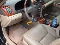 Cần bán xe Toyota Camry 3.0V đời 2006, màu đen chính chủ