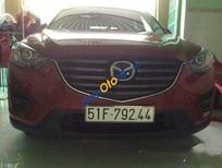 Chính chủ bán xe Mazda CX 5 AT đời 2016, màu đỏ