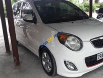 Cần bán xe Kia Morning E sản xuất 2009, màu trắng, nhập khẩu